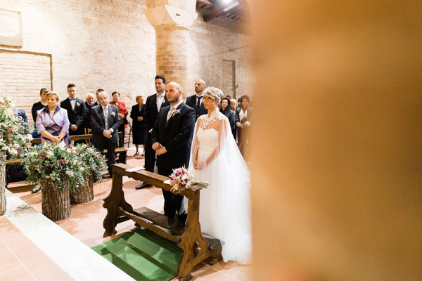 matrimonio autunnale in campagna