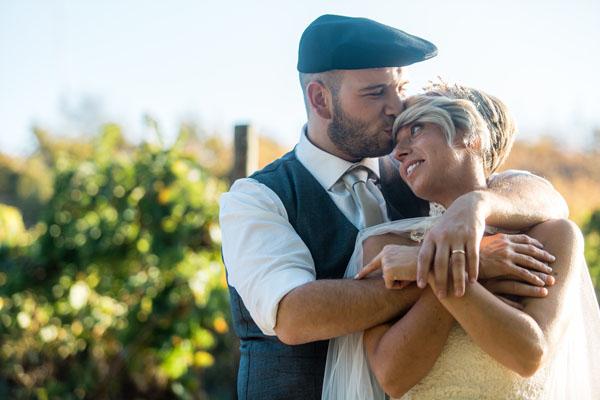 matrimonio autunnale in campagna