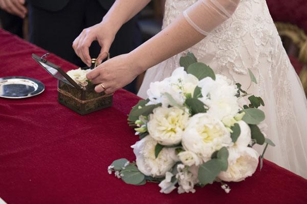 matrimonio botanico in umbria