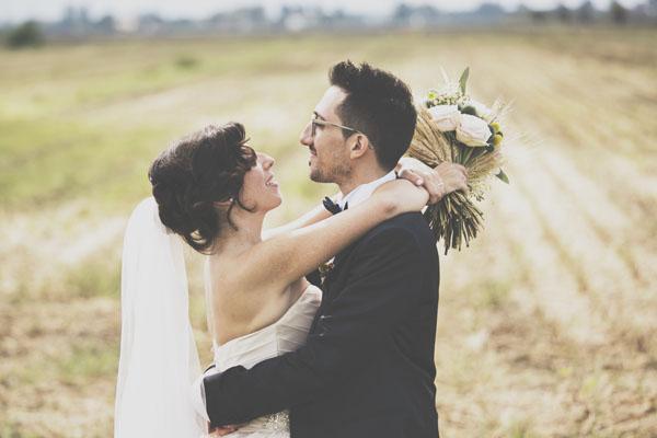 matrimonio country nella campagna bolognese