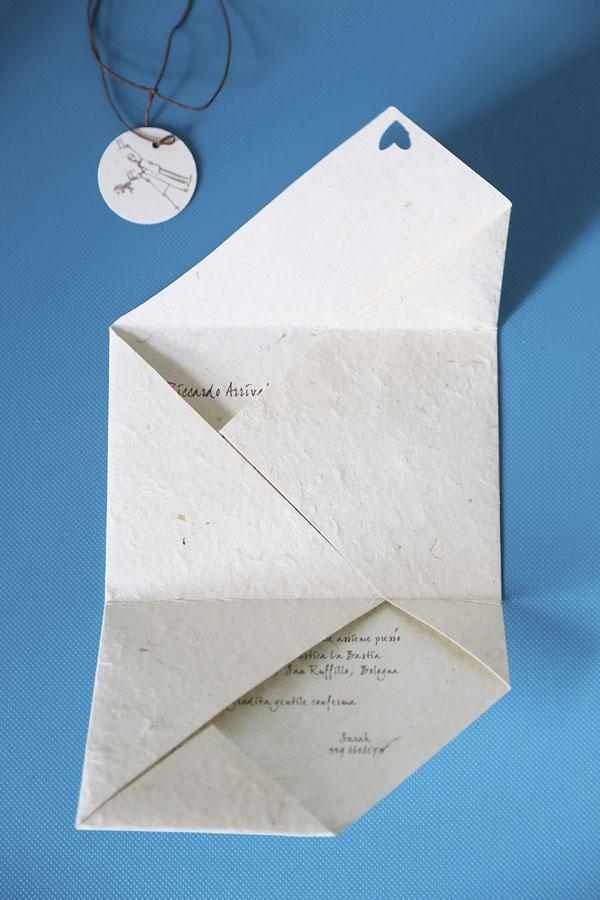 partecipazioni origami