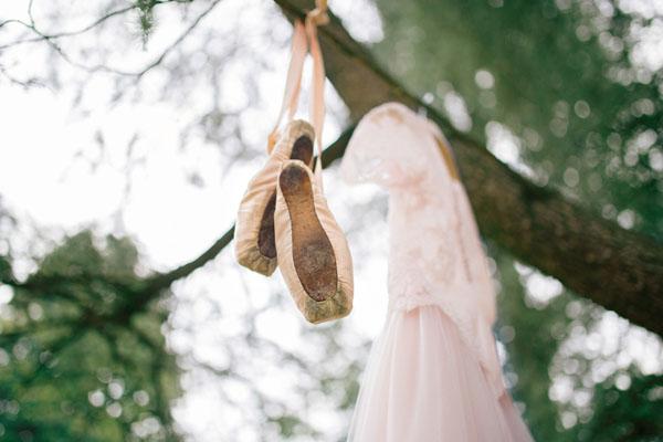 matrimonio ispirato alla danza