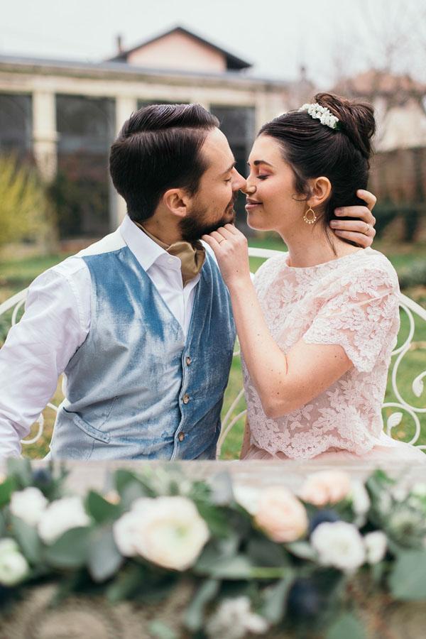 matrimonio boho vintage