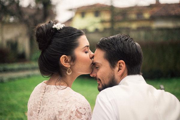 matrimonio ispirato a monet e agli impressionisti