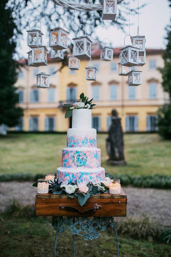 torta ispirata all'arte