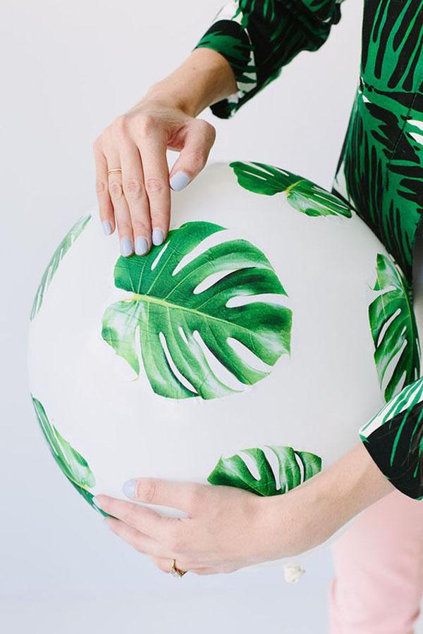 palloncini botanici fai da te