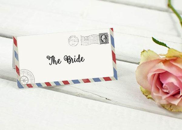 Segnaposto Matrimonio Tema Napoli : Idee handmade per un matrimonio a tema viaggi wedding