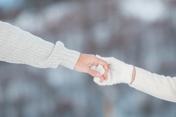 engagement session nella neve | marta guenzi 03