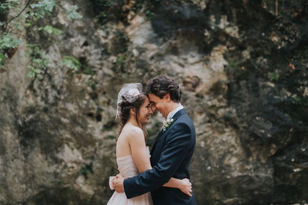 Un matrimonio ispirato alle mongolfiere