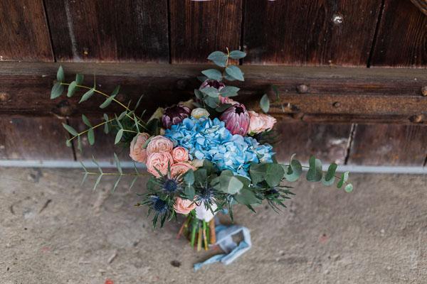 matrimonio boho chic azzurro e rosa   lisa di giglio   wedding wonderland 02