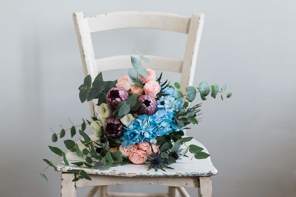 matrimonio boho chic azzurro e rosa | lisa di giglio | wedding wonderland 03