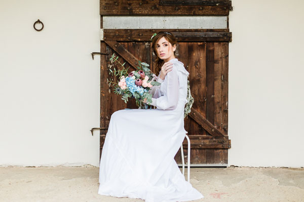 matrimonio boho chic azzurro e rosa | lisa di giglio | wedding wonderland 11
