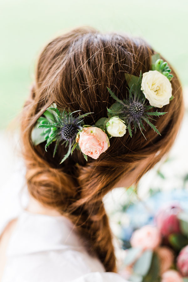 matrimonio boho chic azzurro e rosa   lisa di giglio   wedding wonderland 12