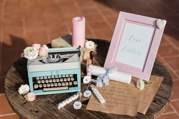 matrimonio boho chic azzurro e rosa   lisa di giglio   wedding wonderland 19