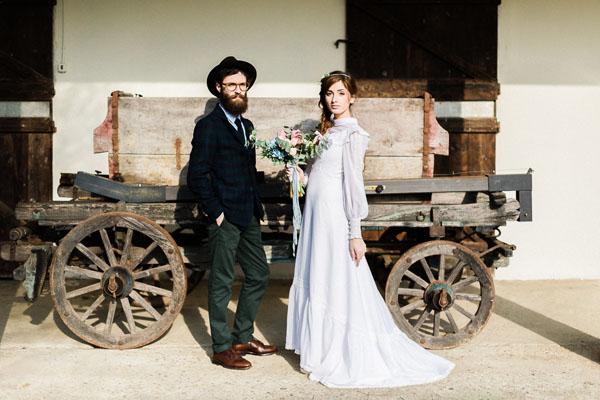 matrimonio boho chic azzurro e rosa   lisa di giglio   wedding wonderland 20