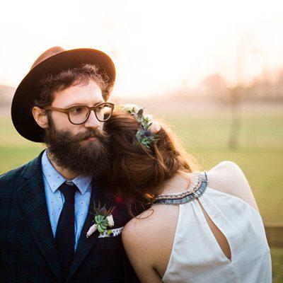 Free Soul: Un matrimonio boho dai colori pastello