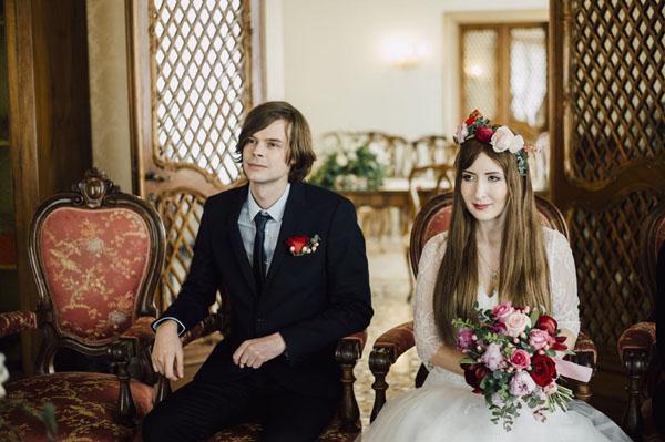 matrimonio ispirato a la bella addormentata nel bosco | from italy with love | wedding wonderland 02