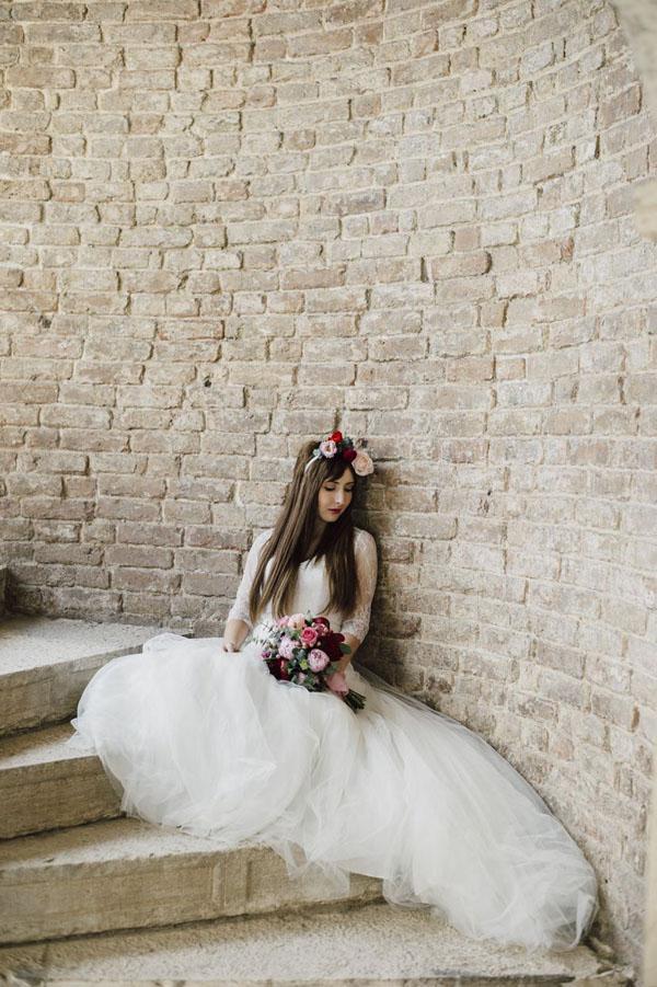 matrimonio ispirato a la bella addormentata nel bosco | from italy with love | wedding wonderland 10