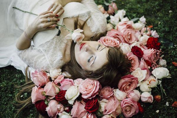 matrimonio ispirato a la bella addormentata nel bosco | from italy with love | wedding wonderland 22