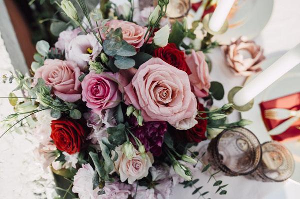 matrimonio ispirato a la bella addormentata nel bosco | from italy with love | wedding wonderland 32