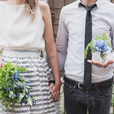 Un matrimonio ispirato alla poesia