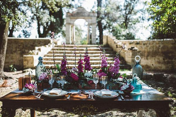 matrimonio ispirato alle stelle e alle costellazioni | come le ciliegie | wedding wonderland 01