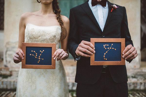 Matrimonio Tema Stelle E Pianeti : Tra mito e stelle un matrimonio ispirato alle costellazioni