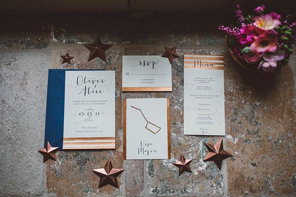 matrimonio ispirato alle stelle e alle costellazioni | come le ciliegie | wedding wonderland 28