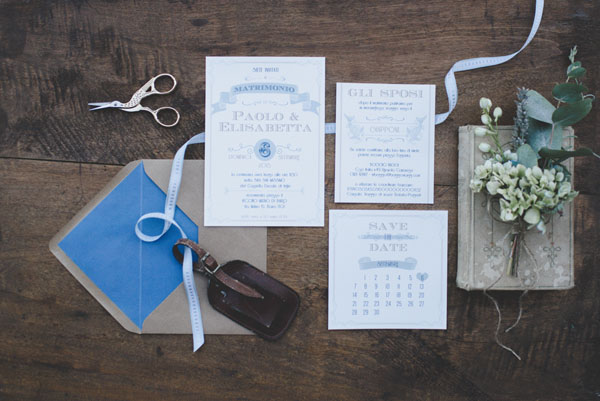 matrimonio vintage blu | margherita calati 27