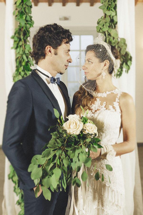 matrimonio vintage e organico   il bianco e il rosa 21
