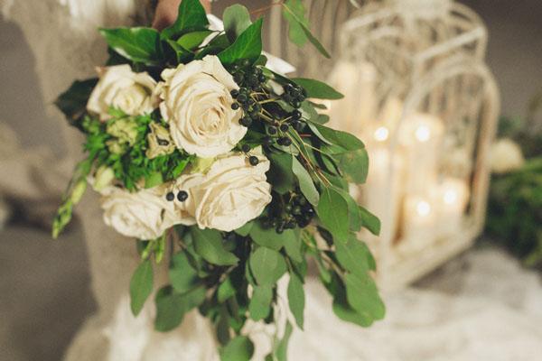 matrimonio vintage e organico   il bianco e il rosa 23