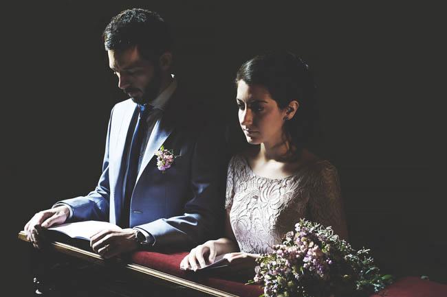 matrimonio acquerello dai colori pastello