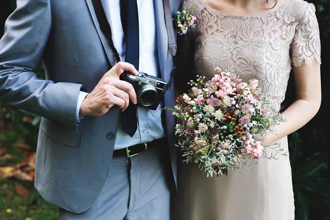 il matrimonio creativo di due fotografi