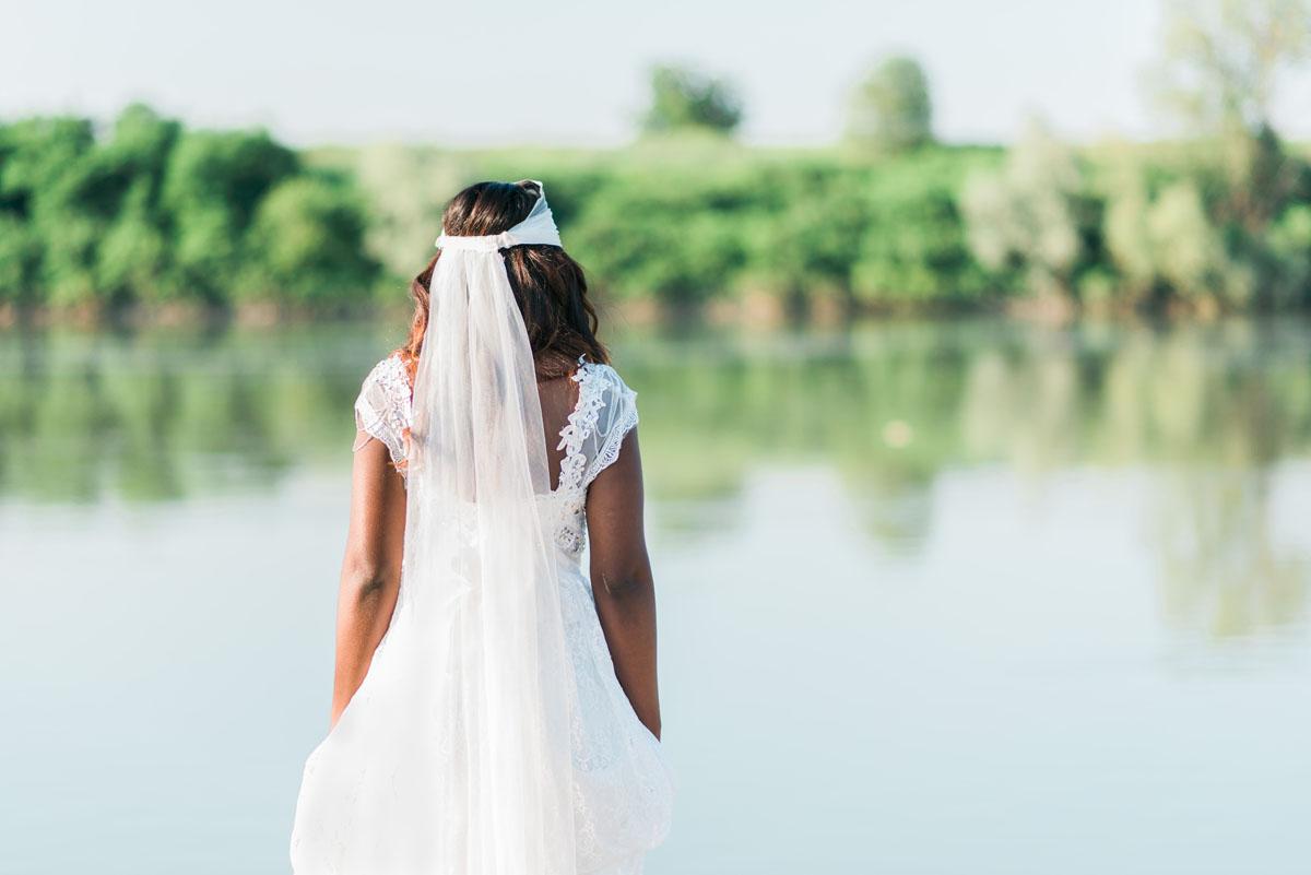 turbante sposa boho chic