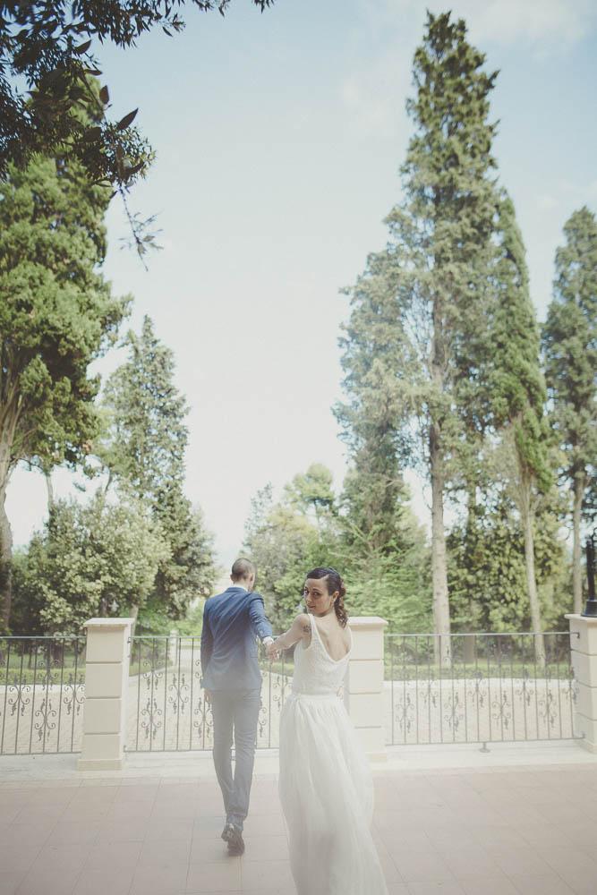 matrimonio mediterraneo a tema lavanda