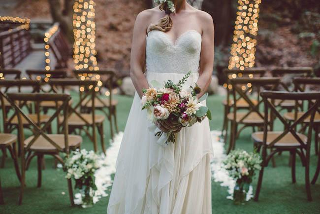 Matrimonio In Un Bosco : Un romantico matrimonio nel bosco wedding wonderland