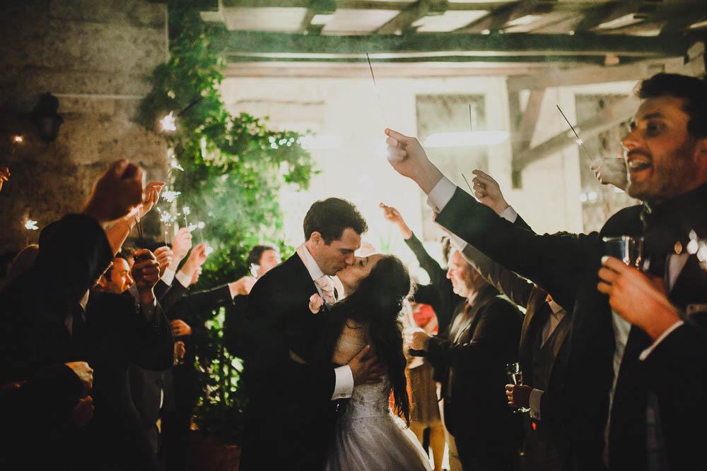 candeline scintillanti matrimonio