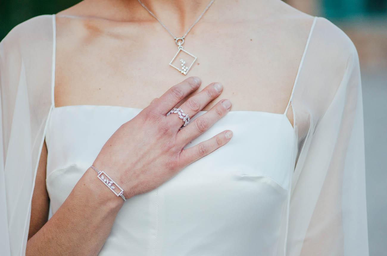 gioielli artigianali per la sposa