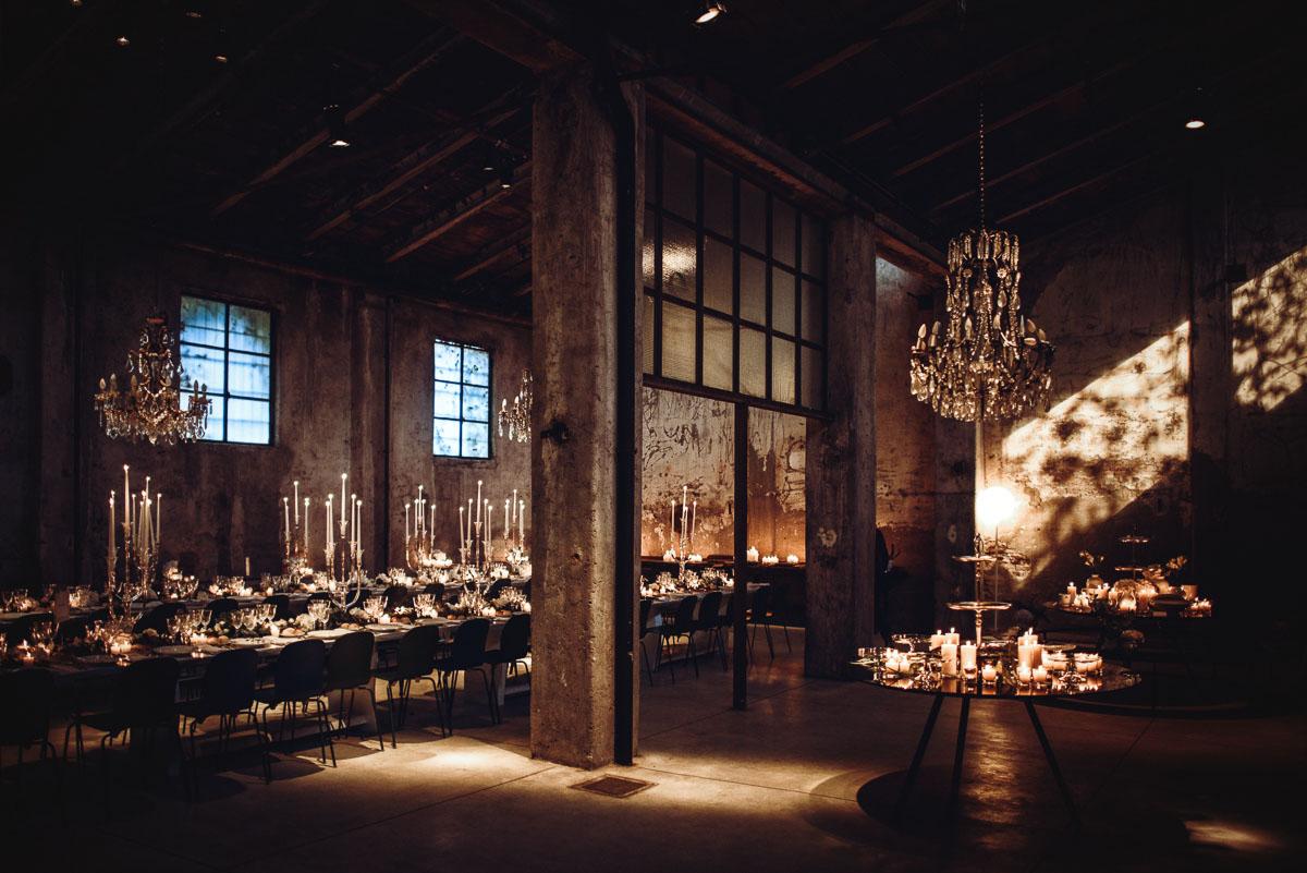 matrimonio industrial chic a milano