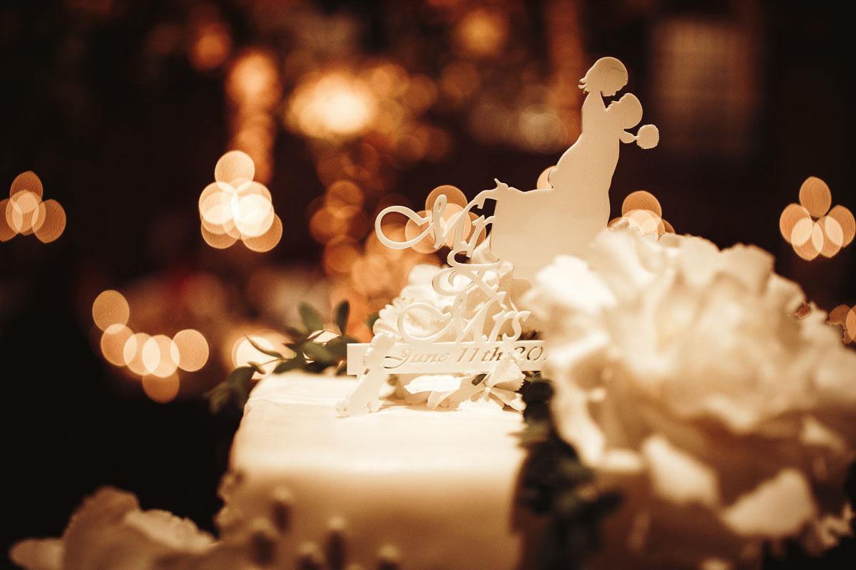 cake topper silhouette