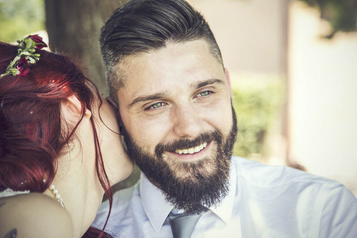 matrimonio a tema fragole e ciliege