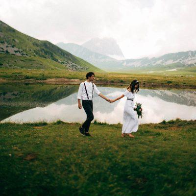 Un matrimonio in montagna, tra boho chic e vintage