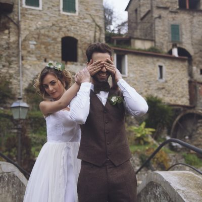 Un matrimonio botanico in Liguria