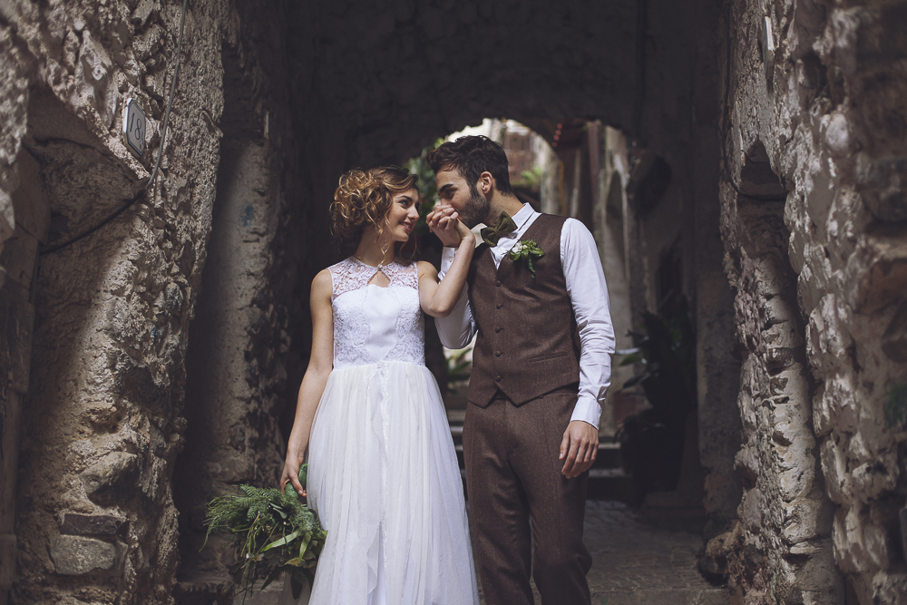 matrimonio botanico in liguria
