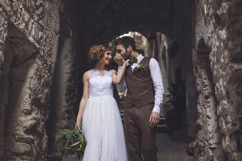 matrimonio botanico in liguria