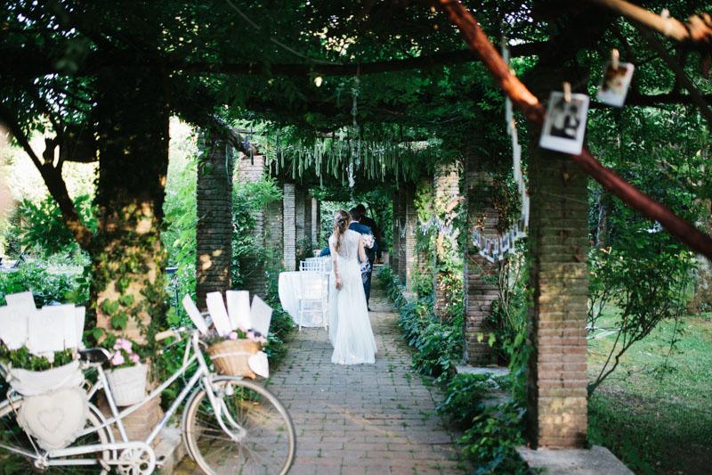 matrimonio country a villa rosantica, roma