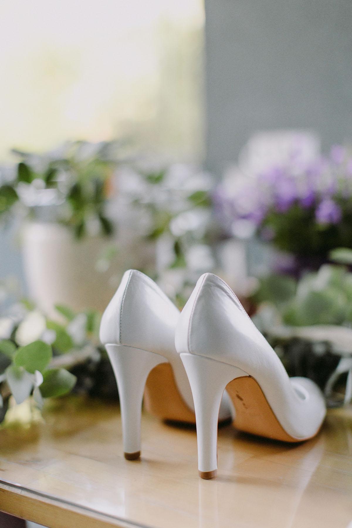 décolleté bianche da sposa
