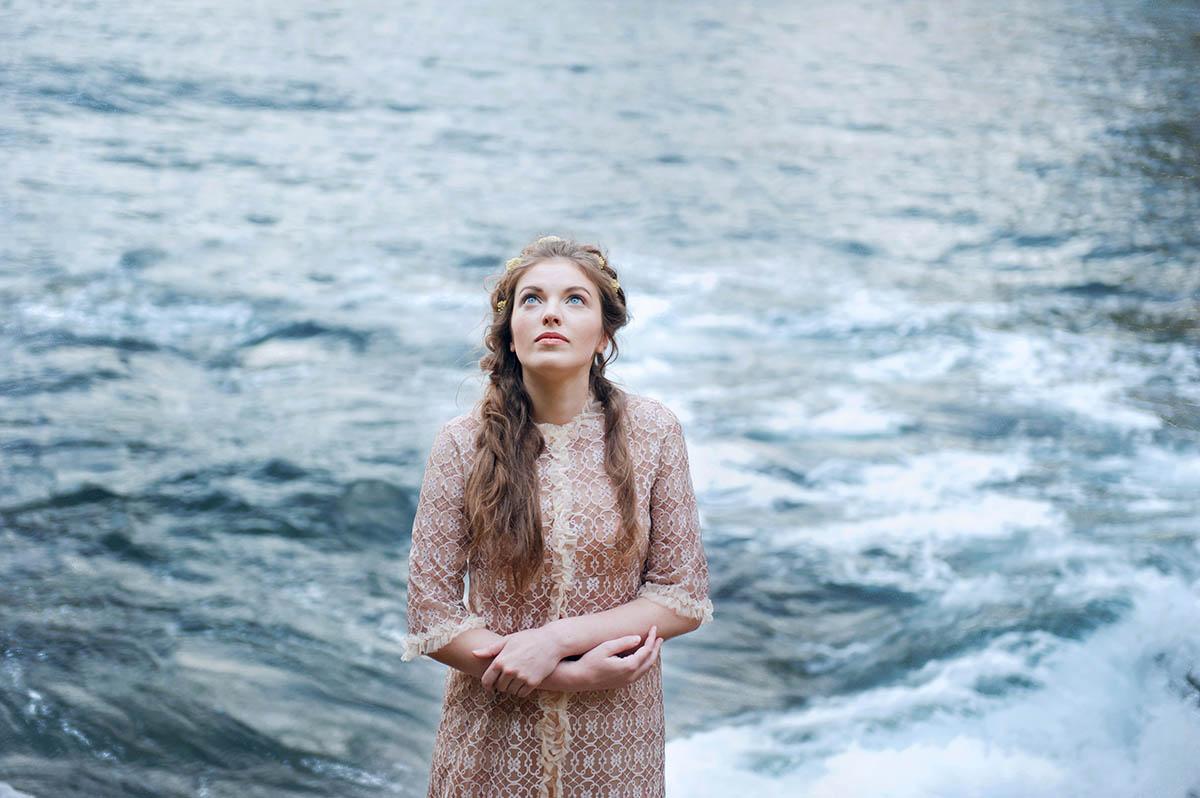 matrimonio etereo sul mare