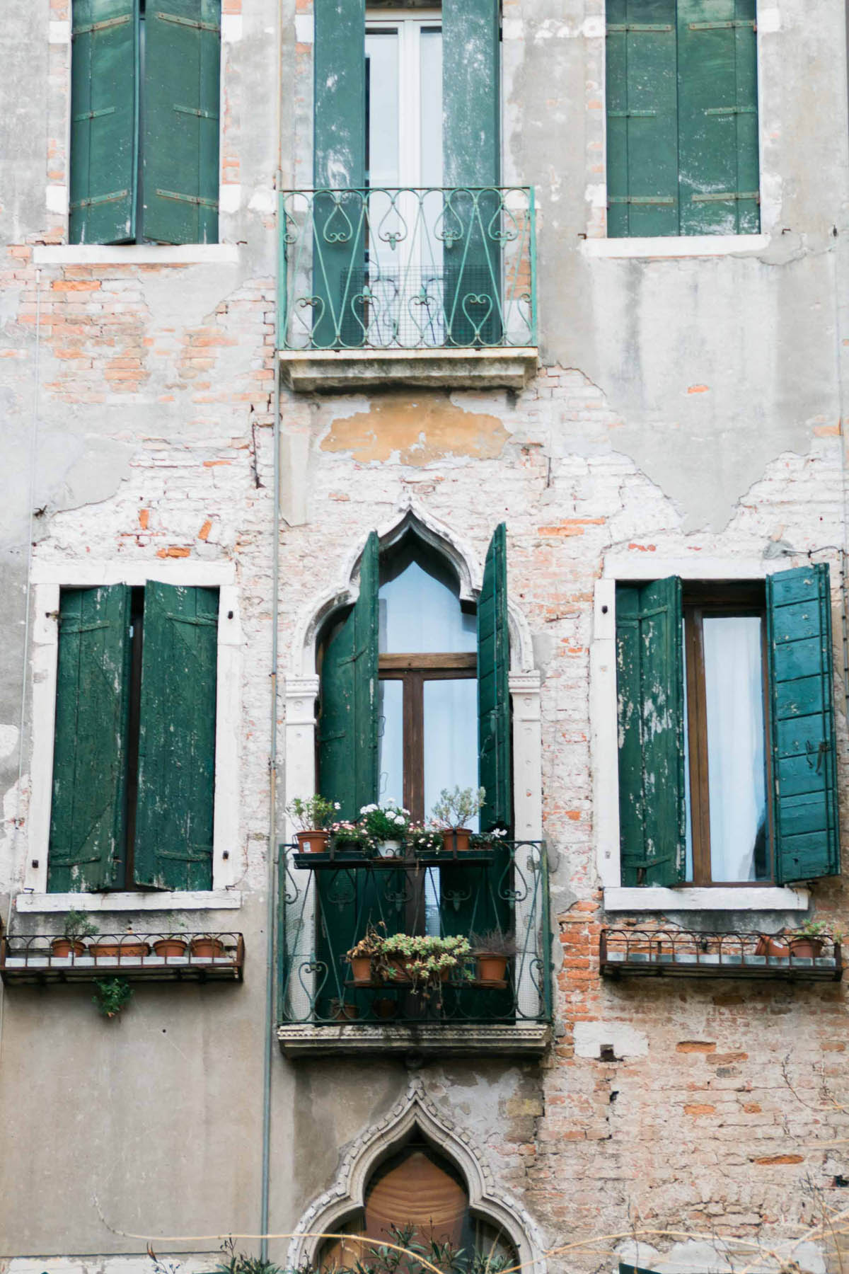 matrimonio nero e oro a venezia