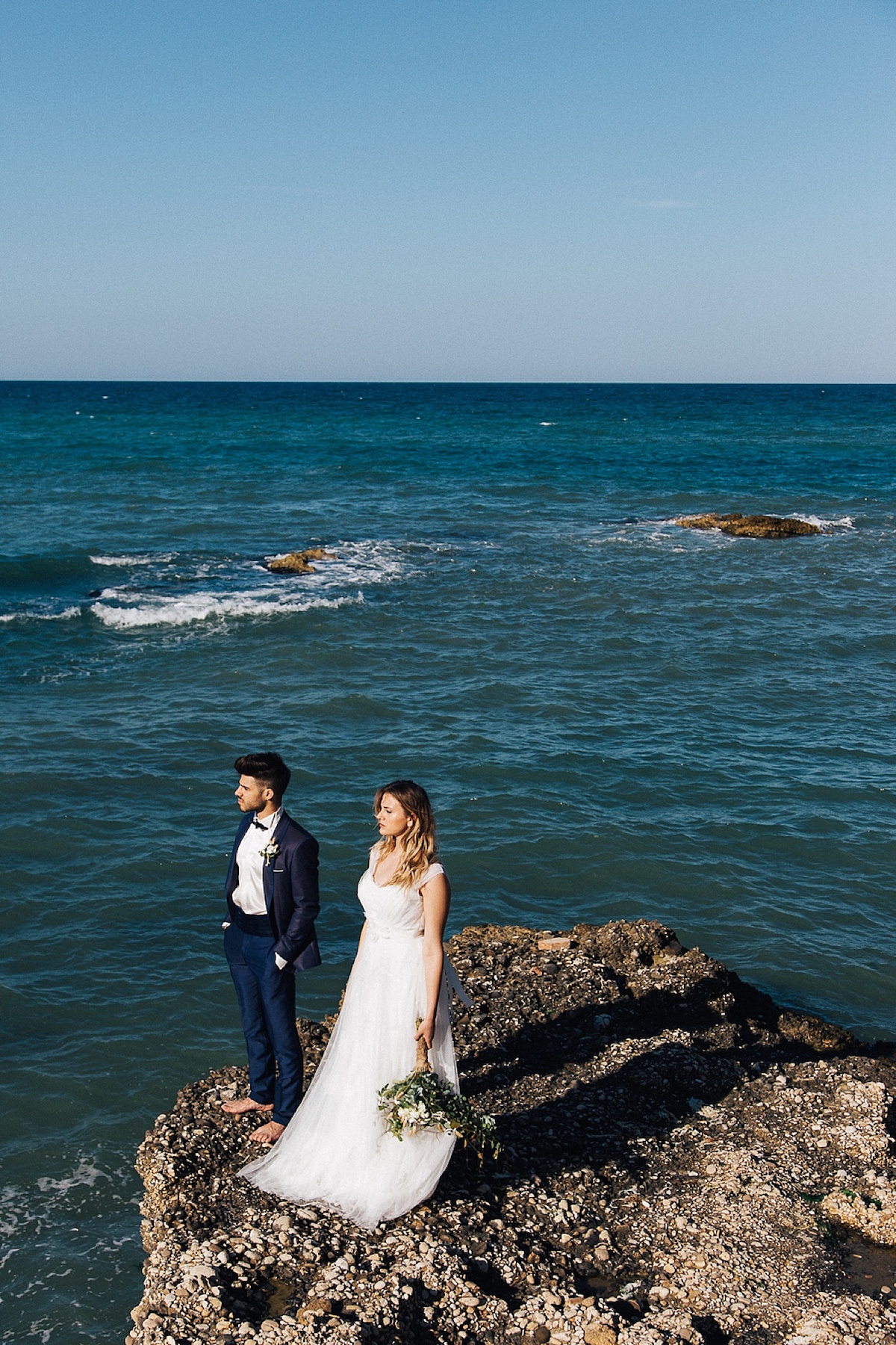 Matrimonio Sul Mare Toscana : Un matrimonio organico sul mare wedding wonderland
